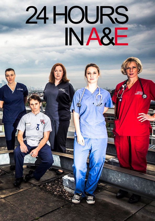 24 Hours In A & E - Season 21  Watch Movies Online