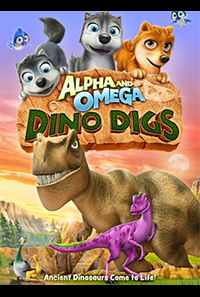 Alpha and Omega Dino Digs