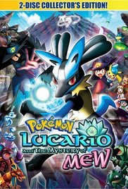 Pokemon - Lucario And The Mystery Of Mew