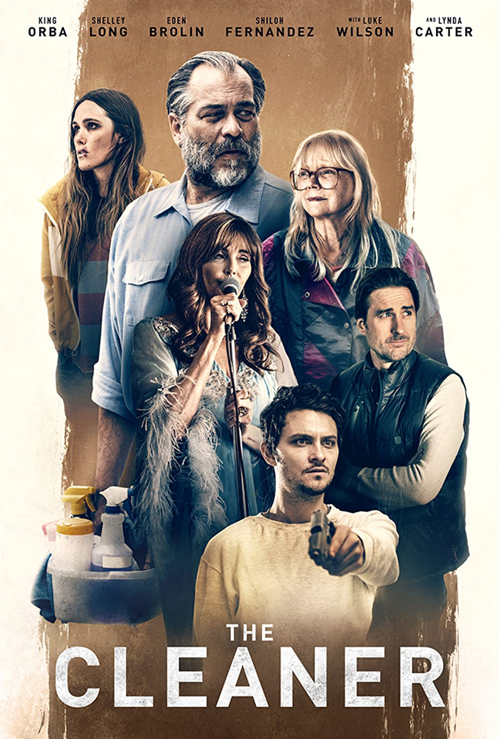 The Cleaner (2021)  Watch Movies Online