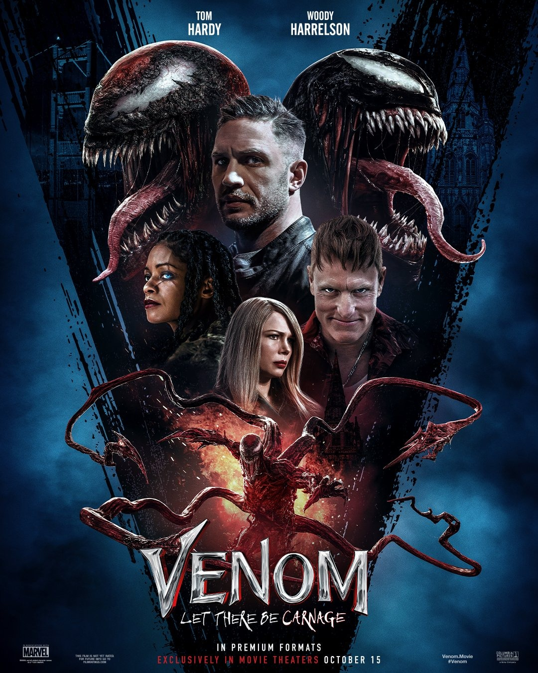 Venom: Let There Be Carnage  Watch Movies Online